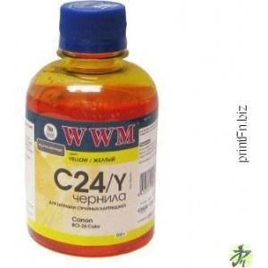 ink BCI-24Y wwm