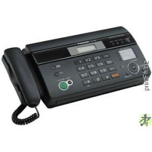 KX-FT988UA-B, факс